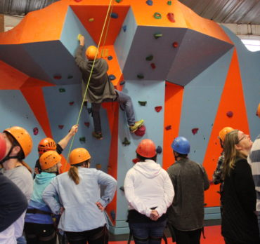 Adult Climbing & Abseiling
