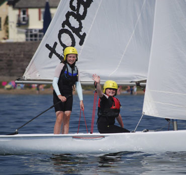 Two hour Sailing Taster
